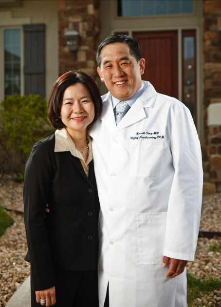 Kenneth Song, M.D., Department of Anesthesiology
