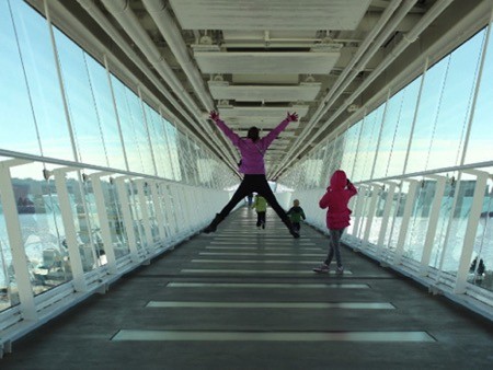 iowa davenport skybridge anne jump