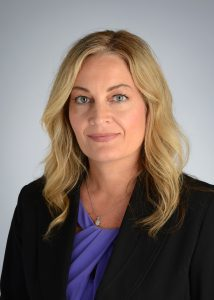 Physician recruiter Terri Houchen