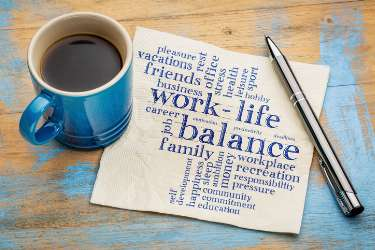 Work-life balance is possible for a medical professional...but how?