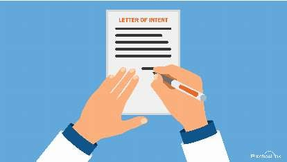 Here are tips when writing a letter of interest for a job
