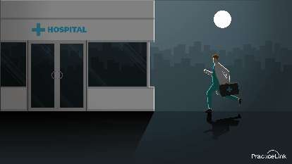Moonlighting during residency can be beneficial for you.