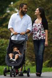 Drs. Raj and Sonia Pyne traded big-city stressors for jobs close to Sonia's family in Rochester, N.Y.