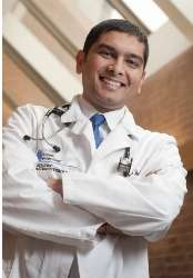 Physicians can use social media to receive alerts about new treatments or connect with patients. That connection is especially important when patients are faced with long wait times and short visits, says Mehul Sheth, D.O.