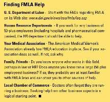 Finding FMLA Help