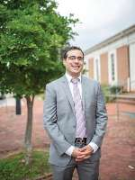 Benjamin Goldstein, M.D., found his job through the PracticeLink Job Messenger email! - Photo by Maryn Graves