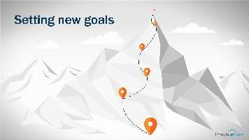 Follow these steps to set and achieve your goals