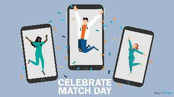 Find creative ways to celebrate Match Day 2021!