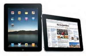 Physicians take advantage of the new Apple iPad, leveraging its efficiency, mobility and screen size.