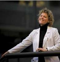 """Deborah Clements, MD, the associate program director in the department of family medicine at the University of Kansas Medical Center, says, """"I'll probably die with a stethoscope in my hand and student loans yet to be paid, but I will have had the career of my dreams."""""""