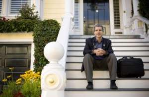 John Horning, MD, has filled a niche treating travelers and less-mobile locals in the San Francisco Bay area through his business, Urgent Med Housecalls.