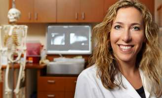 Elly LaRoque, M.D., suggests starting your job search at least a year in advance—earlier if you're considering academics. She chose a medium-sized private practice after completing a sports medicine fellowship.