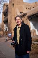 The architecture, landscape and culture of Santa Fe attracted neurosurgeon James Melisi, M.D., who moved with his wife from the East Coast. He's also found a chance to grow as an amateur photographer.