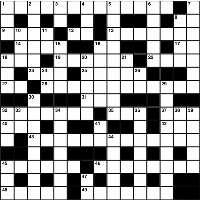 Fall 2012 Crossword