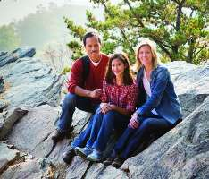 Joseph Asuncion, M.D., and his family enjoy all that Hagerstown, Md., has to offer—from the Maryland Symphony Orchestra to hiking nearby.
