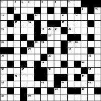 Spring 2014 crossword