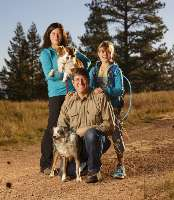The Blum family's move to Colorado Springs, Colo., was a bit of a homecoming—thoracic surgeon Matthew Blum, M.D.'s, father was a general surgeon there. Blum, with his wife, pediatrician Valerie Beck, and their daughter, Marissa, also own a ranch about 60 miles out of town.