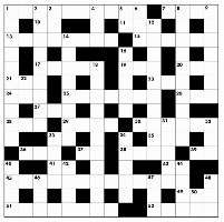 Summer 2014 crossword puzzle