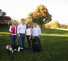 A day at the Kentucky Horse Park is one way Robert Bratton, M.D., and his family enjoy life in the Bluegrass State.