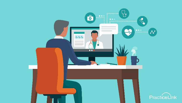 Telehealth expands to providers so they can better treat patients during the pandemic