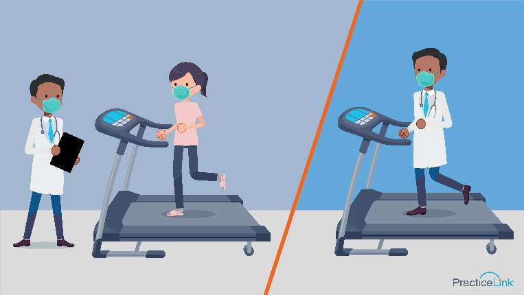 Here's how diet and exercise can help in your personal life and practice.
