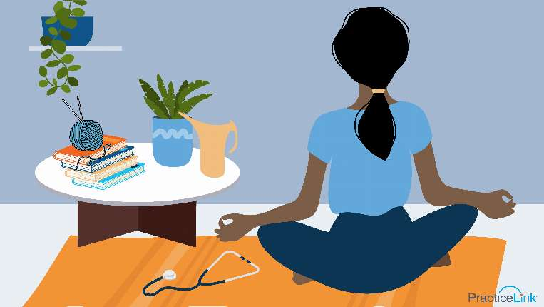Focus on a hobby to help prevent and treat burnout and refresh you in your practice.