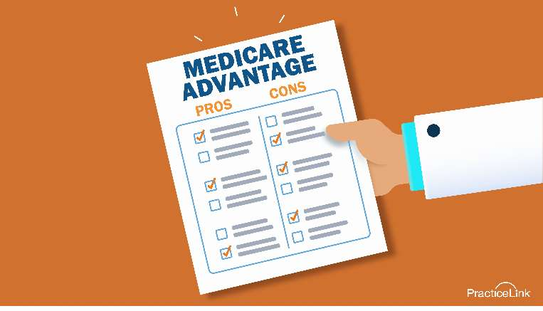Weigh the pros and cons of Medicare Advantage plans
